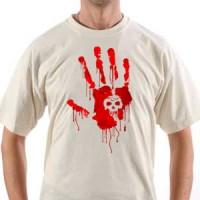 T-shirt Dead Mans Hand