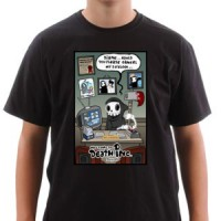 T-shirt Death Inc