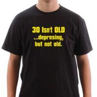 T-shirt Depressing