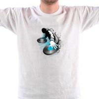 T-shirt Dj Mixer