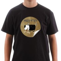 T-shirt Doggy Style