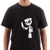 T-shirt Evil Teddy
