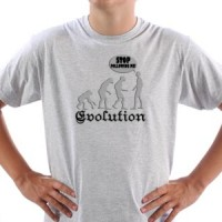 T-shirt Evolution | Evolution | Funny