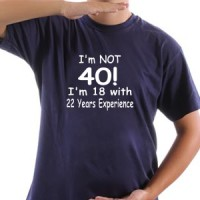 T-shirt Expirience