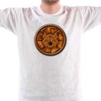 T-shirt Fire kolovrat