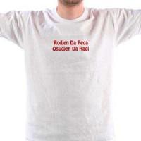 T-shirt Fishing