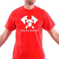 T-shirt For The Horde