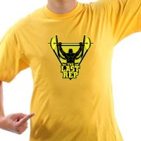 T-shirt For bodybuilders