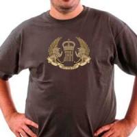 T-shirt Forever Loving Jah