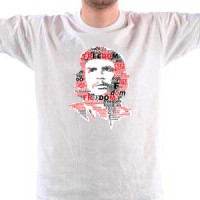 T-shirt Freedom Che