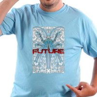 T-shirt Future Robotic Fly