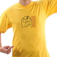 T-shirt Fuuu