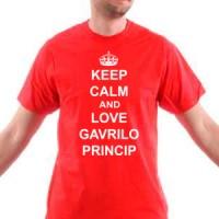T-shirt Gavrilo Princip