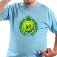 T-shirt Green King Nole