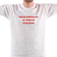 T-shirt Gynecologist