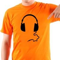 T-shirt Headset