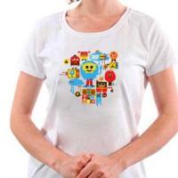 T-shirt Hello Hello