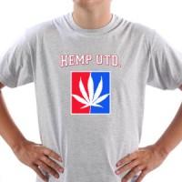 T-shirt Hemp United