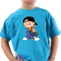 T-shirt Hip Hop Girl
