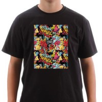 T-shirt Hip Hop Graff