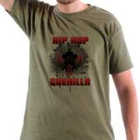 T-shirt Hip Hop Guerilla