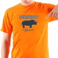 T-shirt Horny Forever