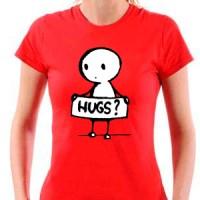 T-shirt Hugs