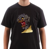 T-shirt Hungry Zombie