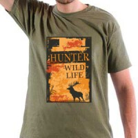 T-shirt Hunter-Hunter