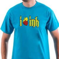 T-shirt I Love Ink