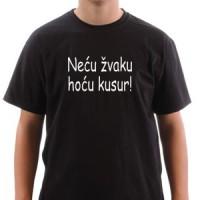 T-shirt I dont wanna Gum!