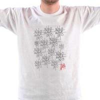 T-shirt Iks Oks