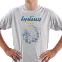 T-shirt Indian Chief