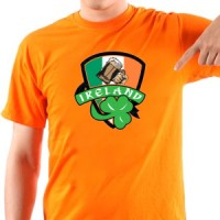 T-shirt Ireland Beer