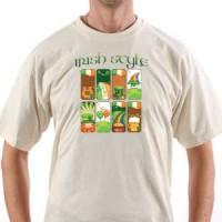 T-shirt Irish Style