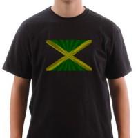 T-shirt Jamaica Flag