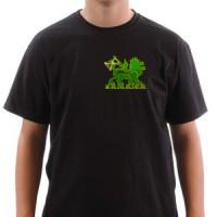 T-shirt Jamaica Lion