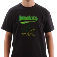 T-shirt Jamaica's Aroma