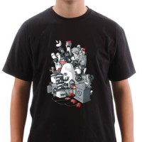 T-shirt Kaboom