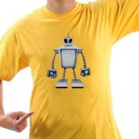 T-shirt Killer Robot