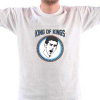 T-shirt King Nole