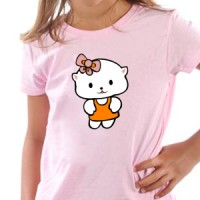 T-shirt Kitty