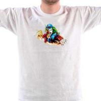 T-shirt Klown