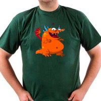 T-shirt Lil Dragon
