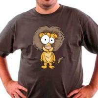 T-shirt Lion Lion