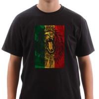 T-shirt Lion Zion