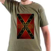 T-shirt Metal Southern Rock