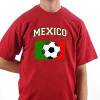 T-shirt Mexico Football