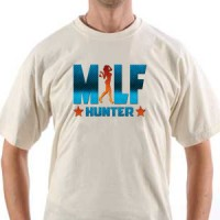 T-shirt Milf Hunter
