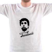 T-shirt Milos Teodosic